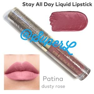 2/$15 Stila Stay All Day Liquid Lipstick Patina